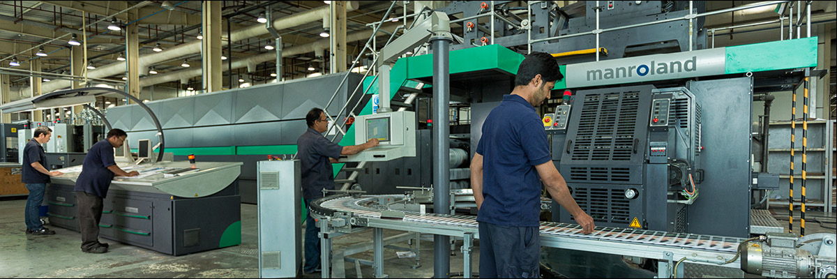 The Most Renowned Printing Press in Abu Dhabi